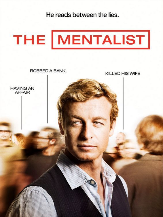 The Mentalist kapak