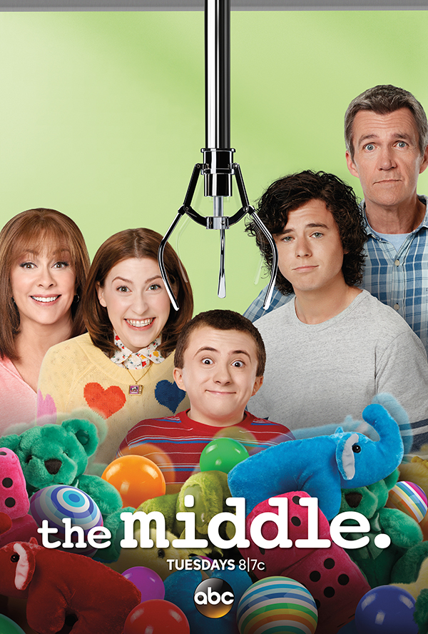 The Middle kapak