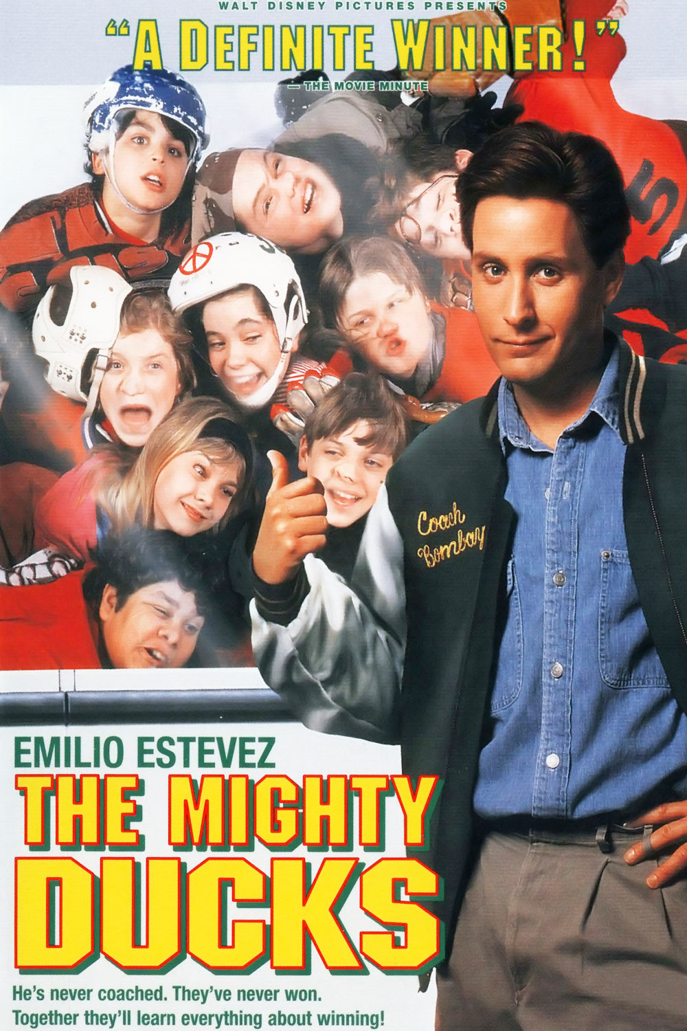The Mighty Ducks kapak