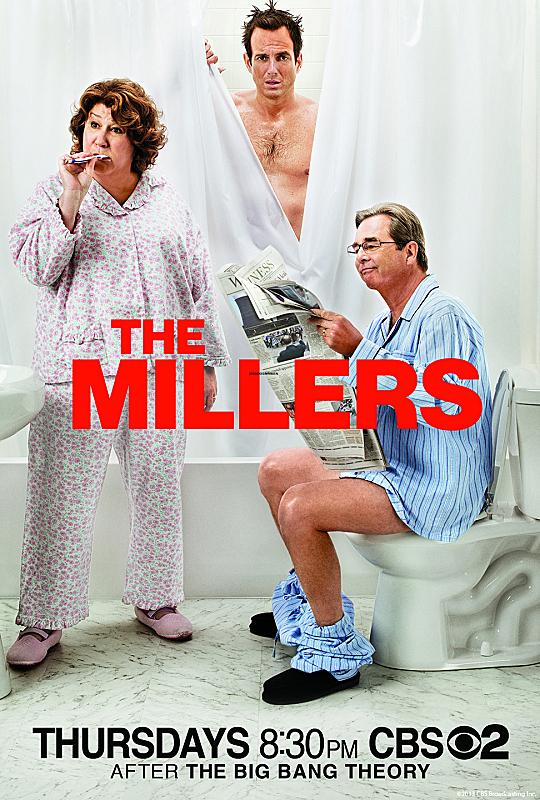 The Millers kapak