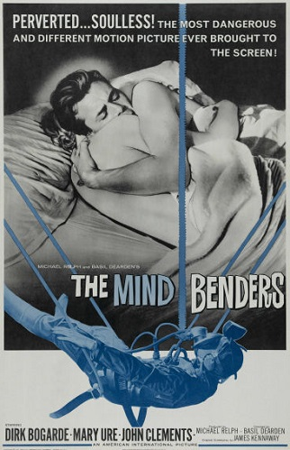 The Mind Benders kapak