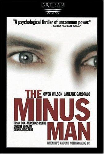 The Minus Man kapak