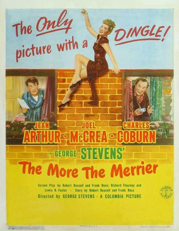 The More the Merrier kapak