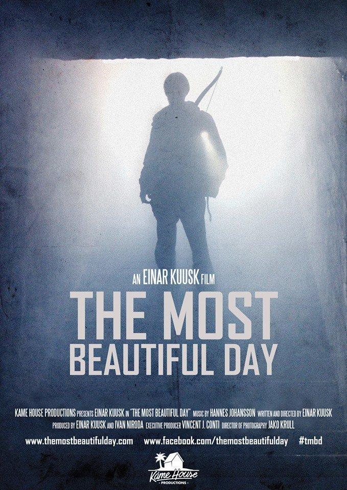 The Most Beautiful Day kapak