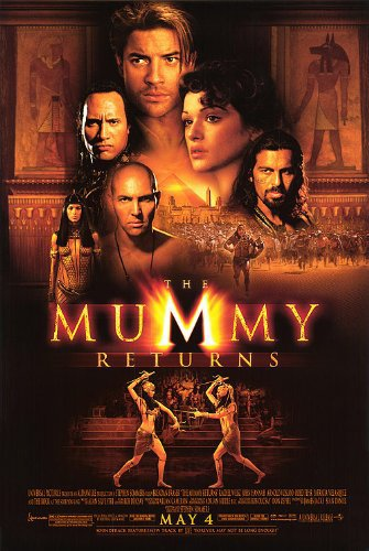 The Mummy Returns kapak