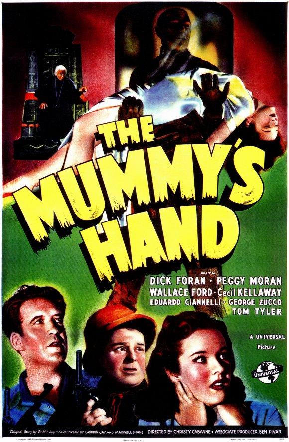 The Mummy's Hand kapak
