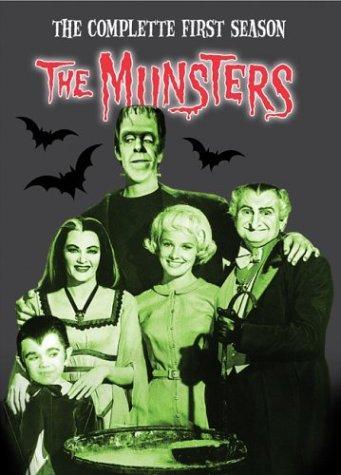 The Munsters kapak