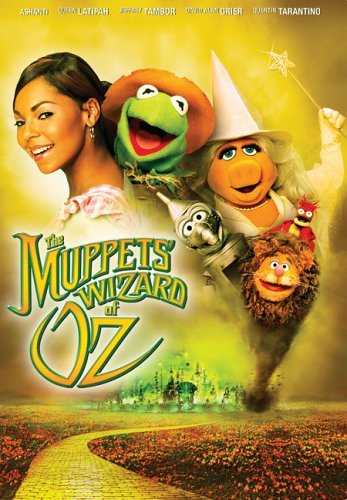 The Muppets' Wizard of Oz kapak