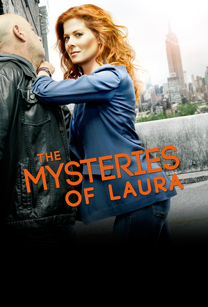 The Mysteries of Laura kapak