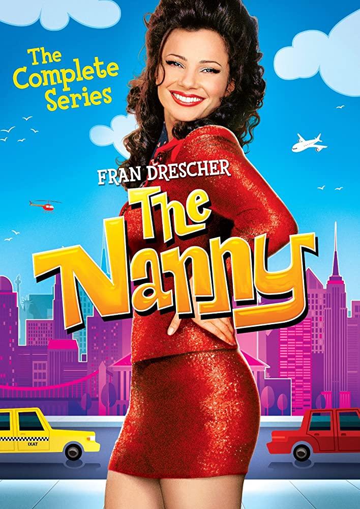 The Nanny kapak