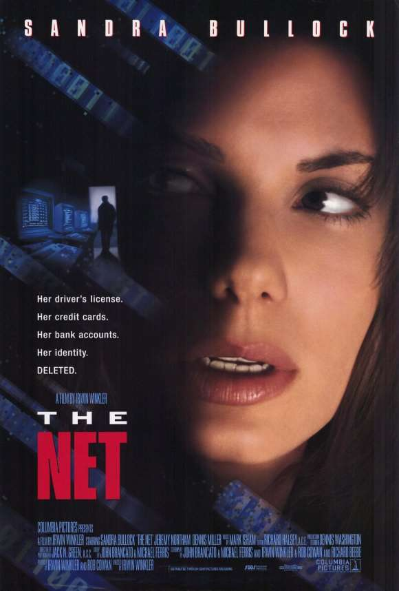 The Net kapak