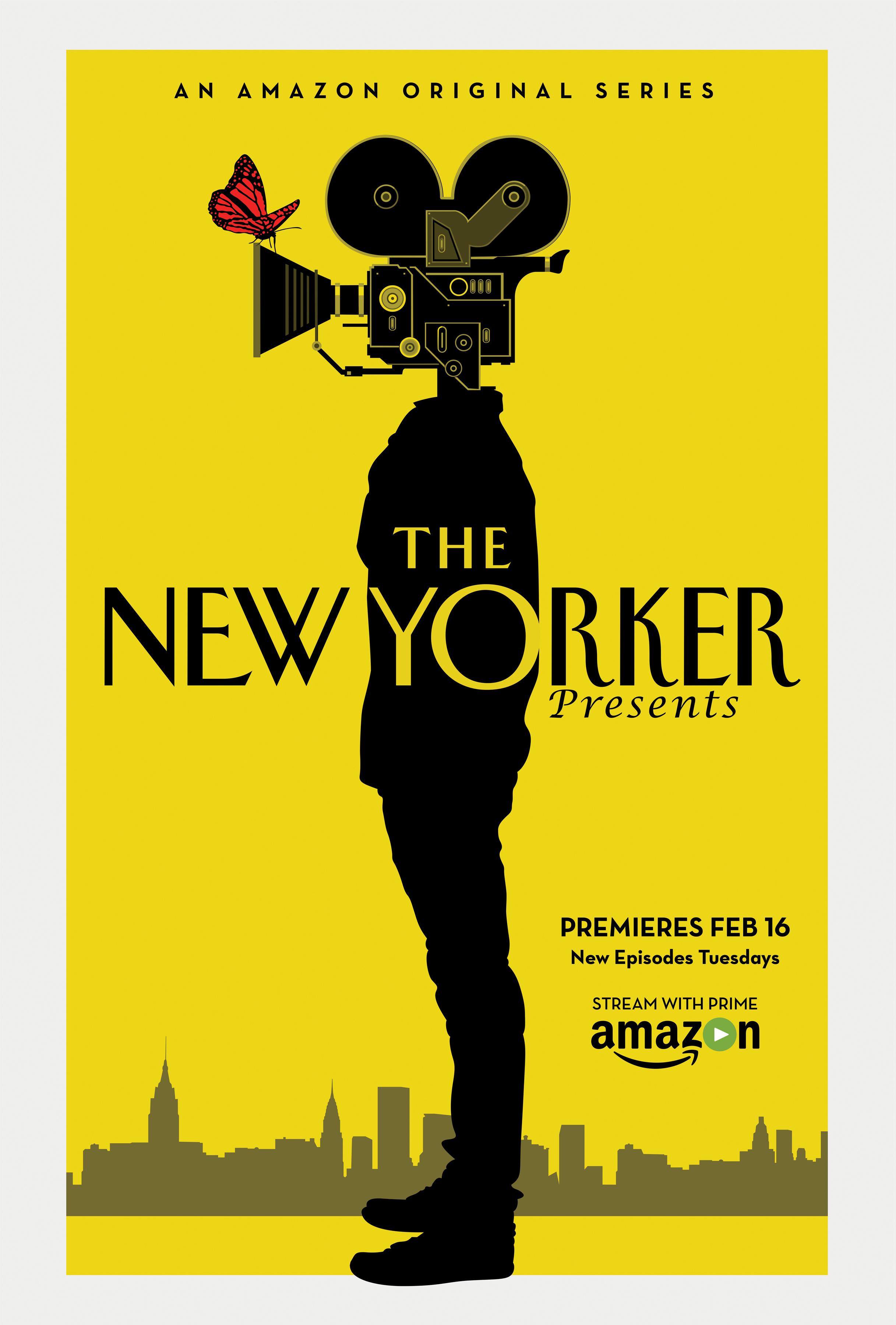 The New Yorker Presents kapak
