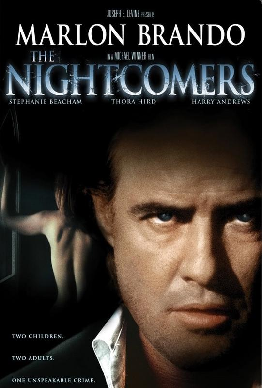 The Nightcomers kapak