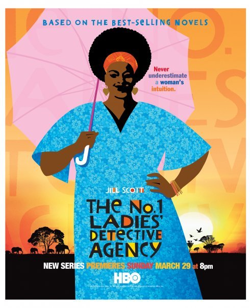 The No. 1 Ladies' Detective Agency kapak