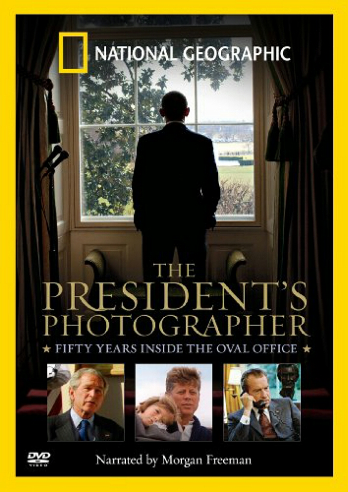 The President's Photographer: Fifty Years Inside the Oval Office kapak