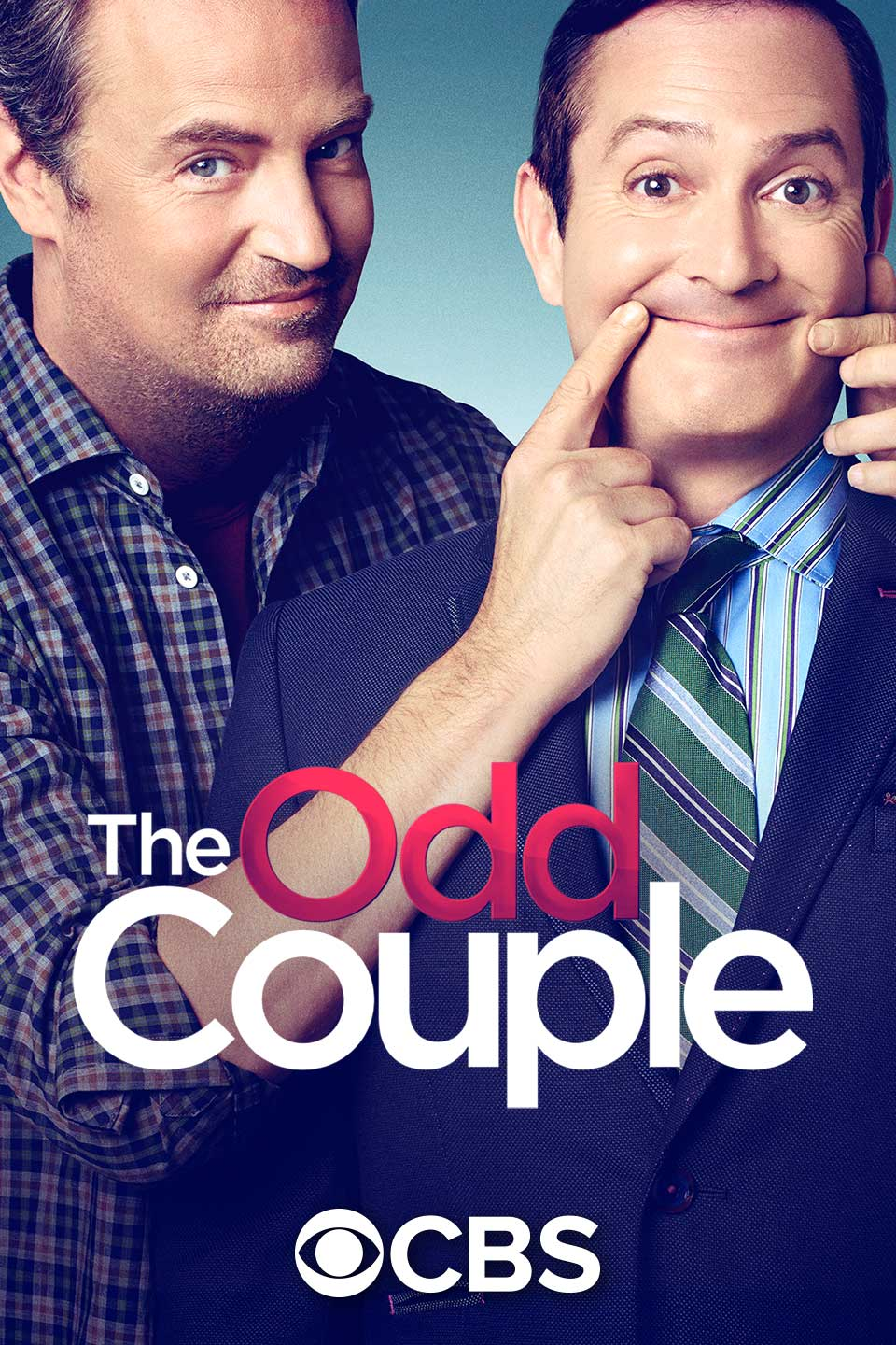 The Odd Couple kapak