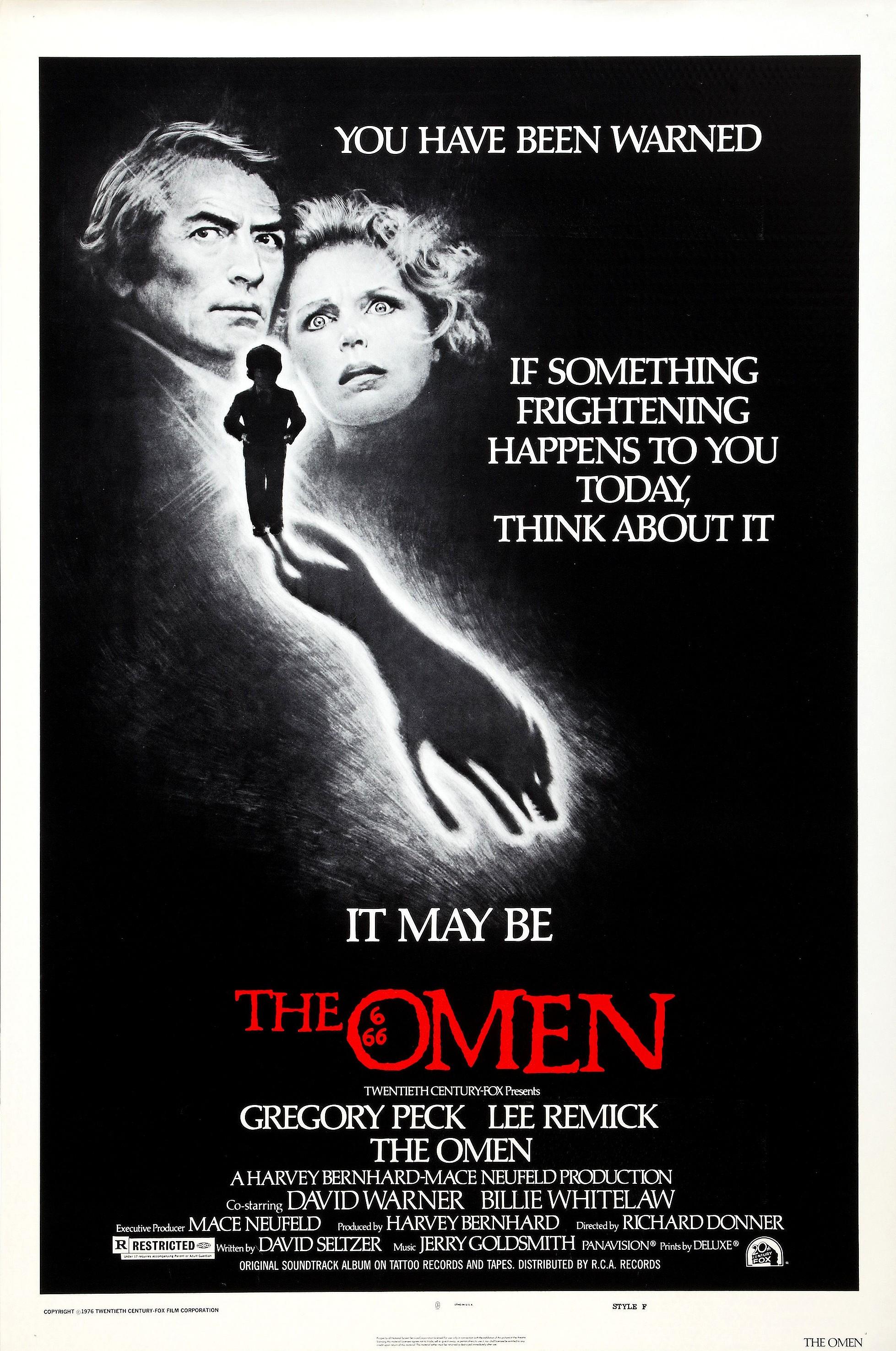 The Omen kapak