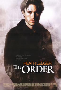 The Order kapak