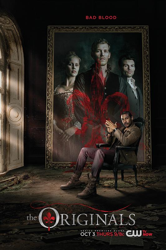 The Originals: Awakening kapak