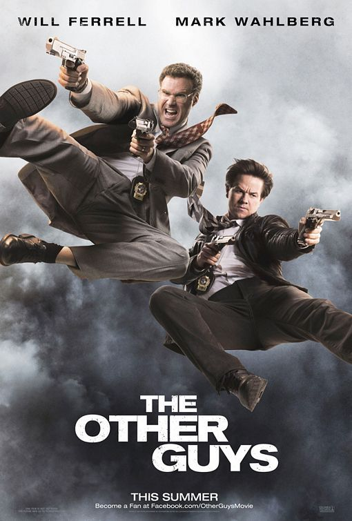 The Other Guys kapak