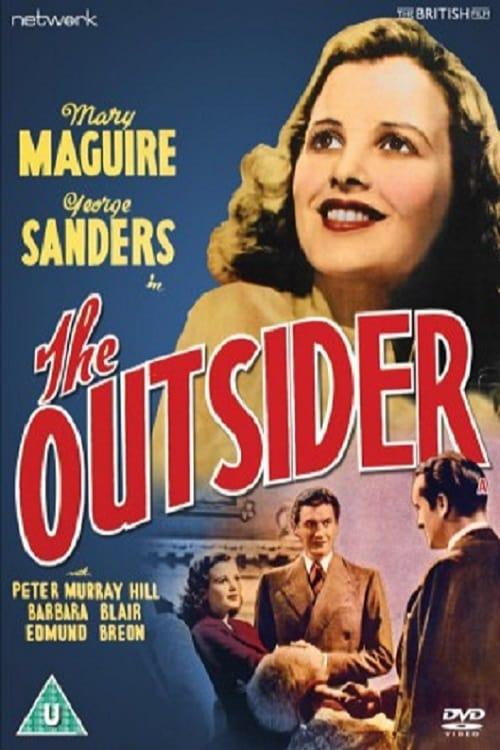 The Outsider kapak