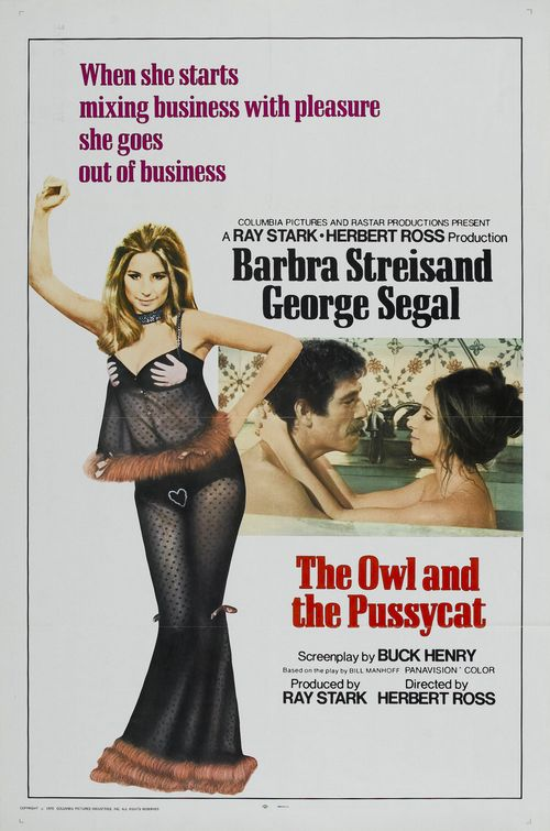 The Owl and the Pussycat kapak