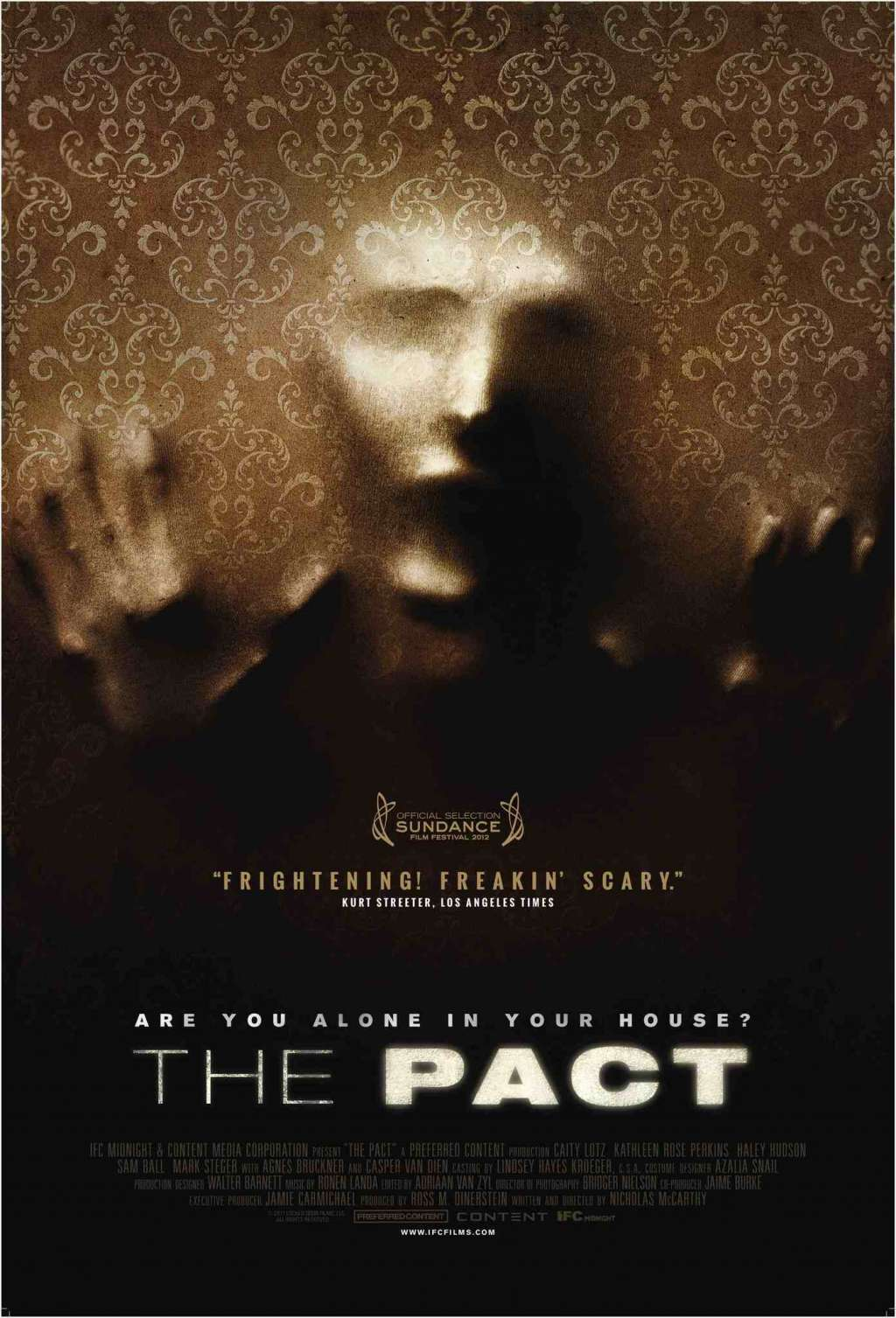 The Pact kapak