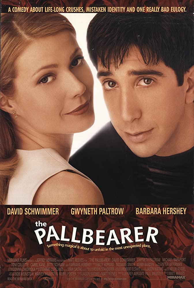 The Pallbearer kapak