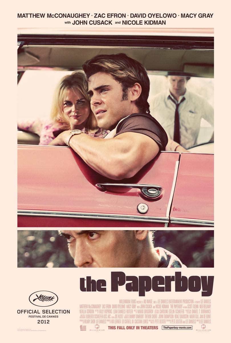 The Paperboy kapak