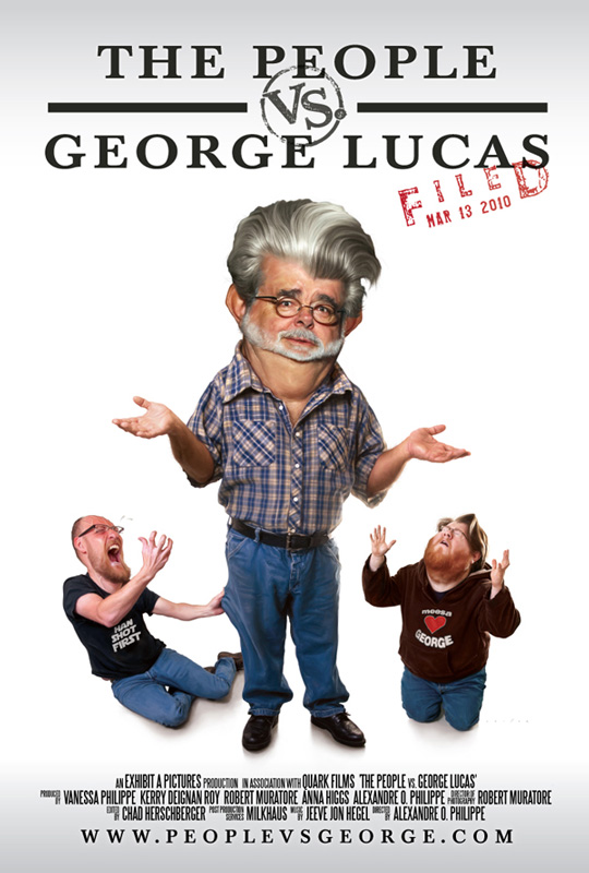 The People vs. George Lucas kapak