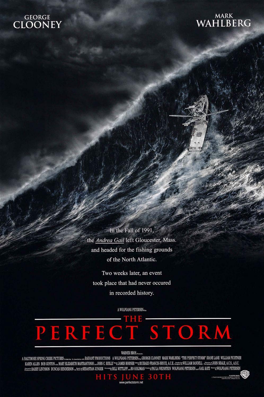The Perfect Storm kapak