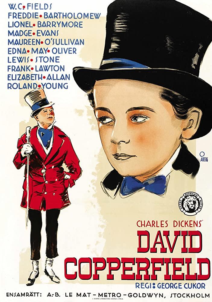 David Copperfield kapak