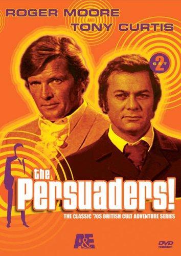 The Persuaders! kapak