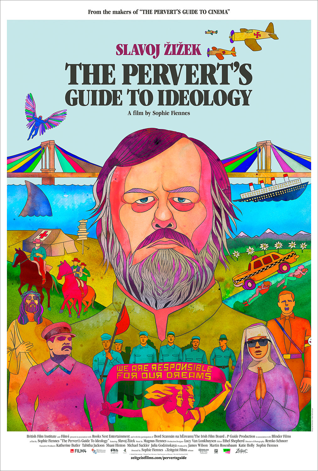 The Pervert's Guide to Ideology kapak