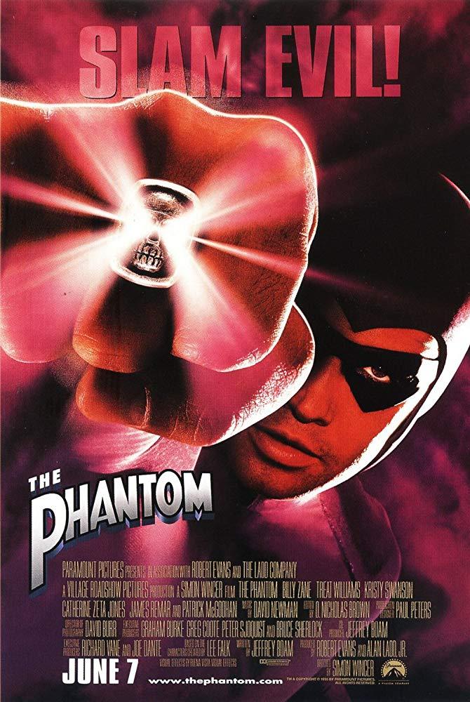 The Phantom kapak