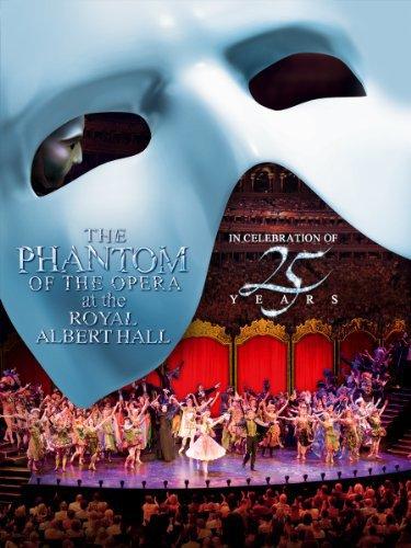 The Phantom of the Opera at the Royal Albert Hall kapak