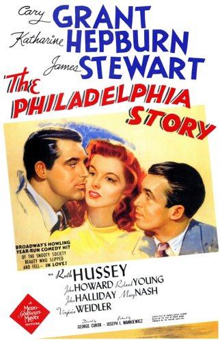 The Philadelphia Story kapak