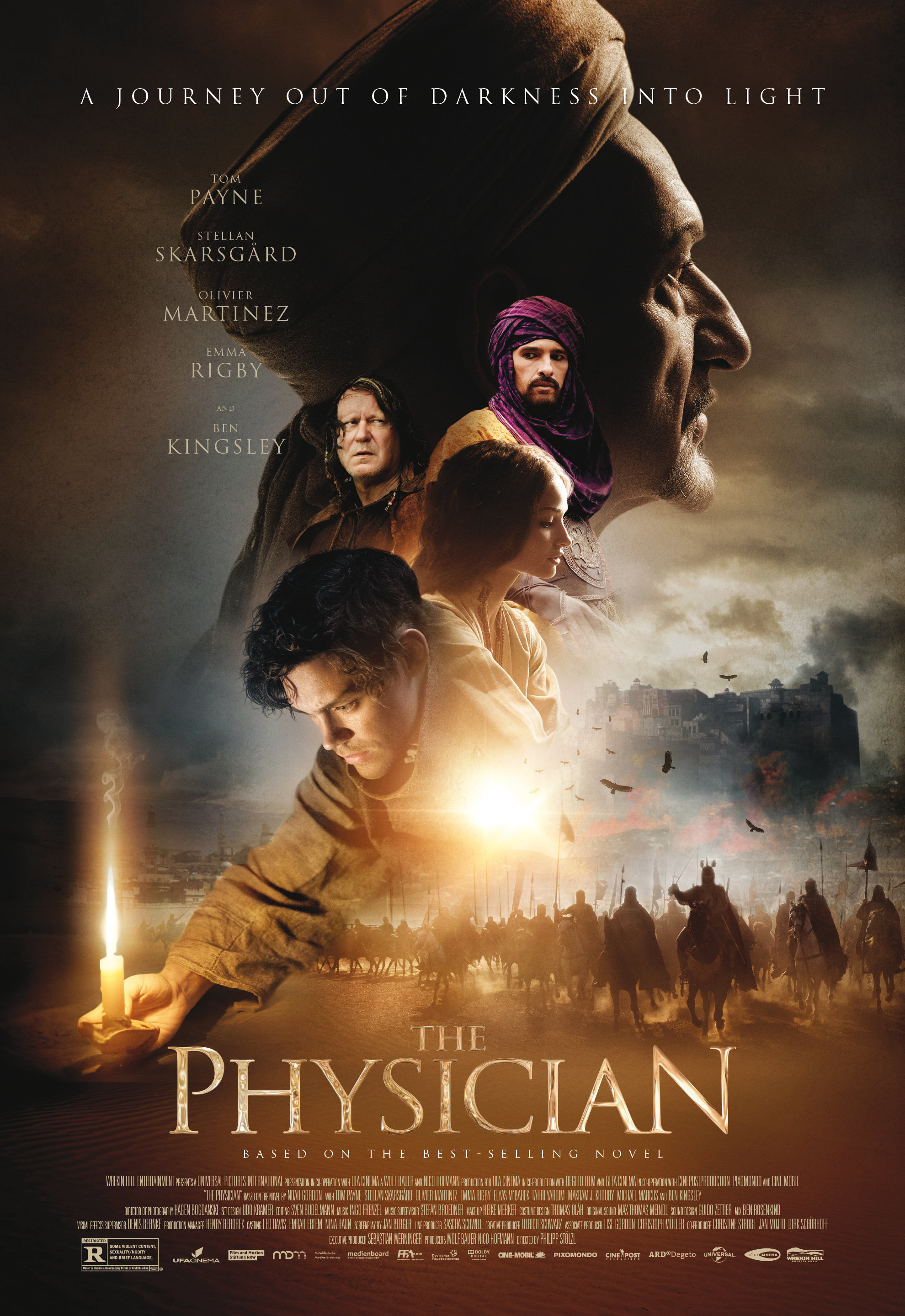 The Physician kapak