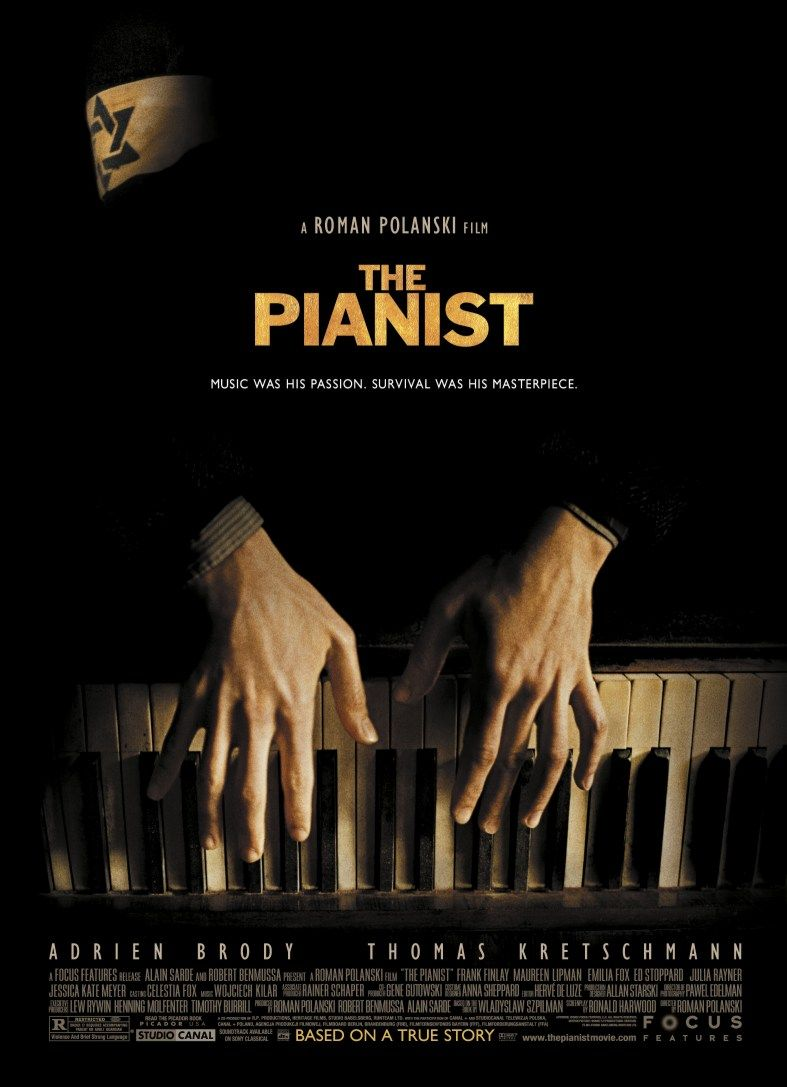 The Pianist kapak