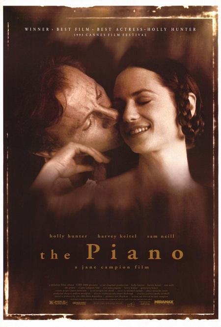 The Piano kapak