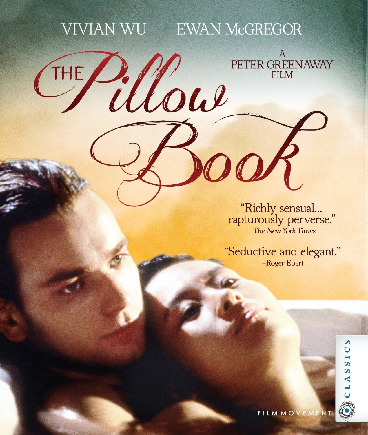 The Pillow Book kapak
