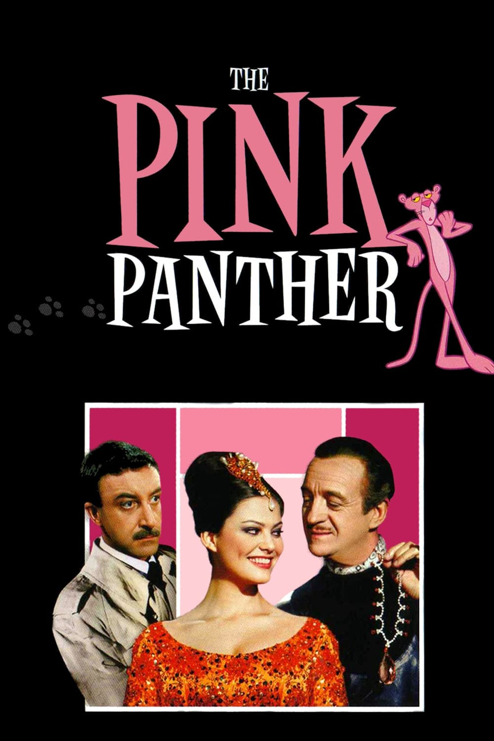The Pink Panther kapak