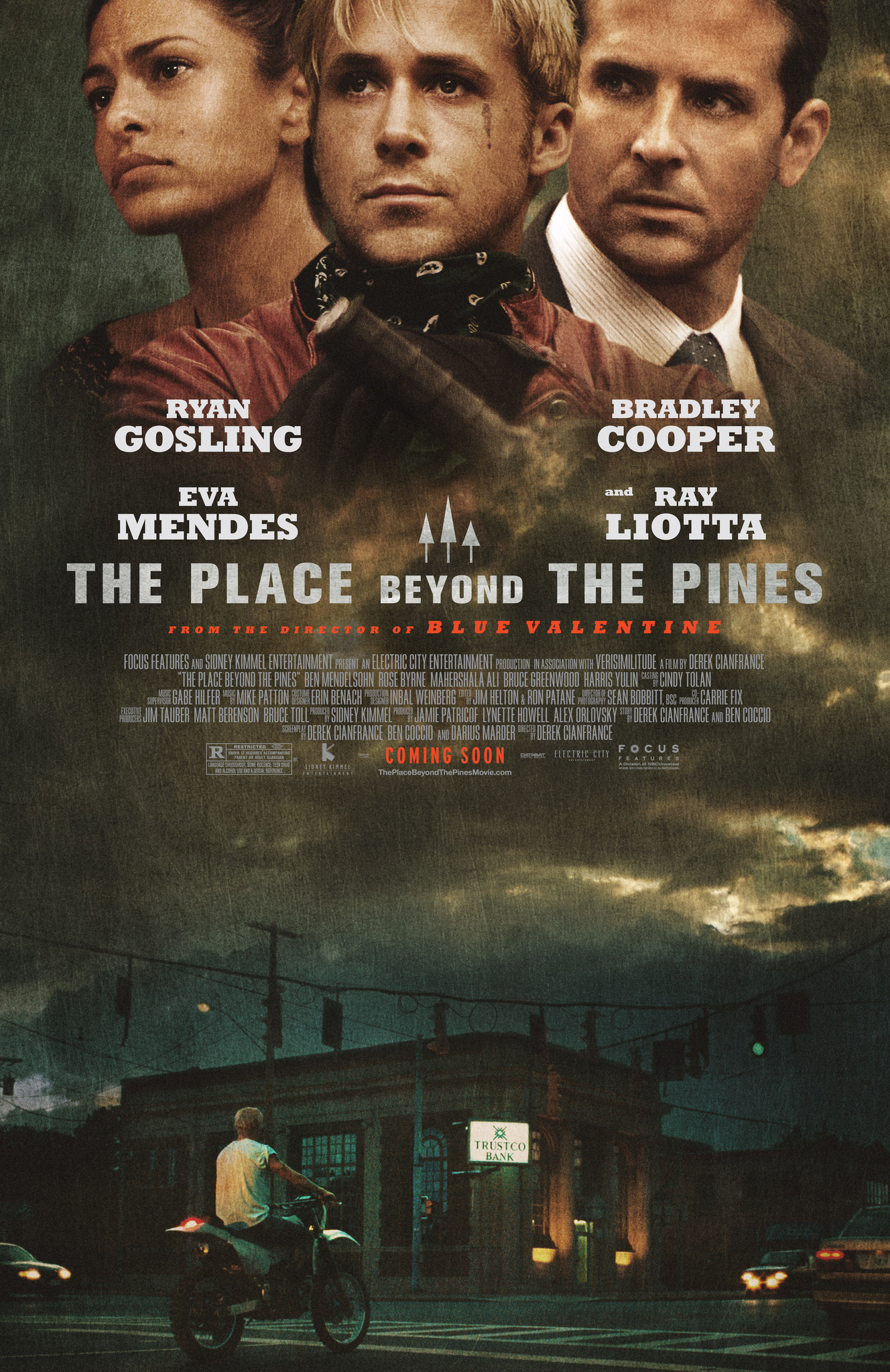 The Place Beyond the Pines kapak