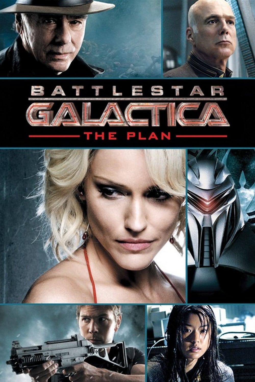 Battlestar Galactica: The Plan kapak