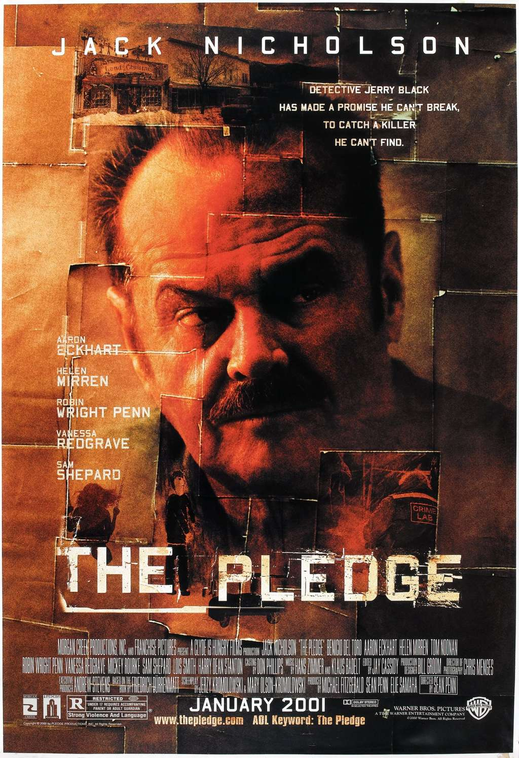 The Pledge kapak