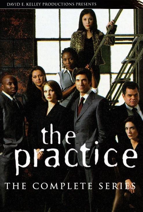 The Practice kapak