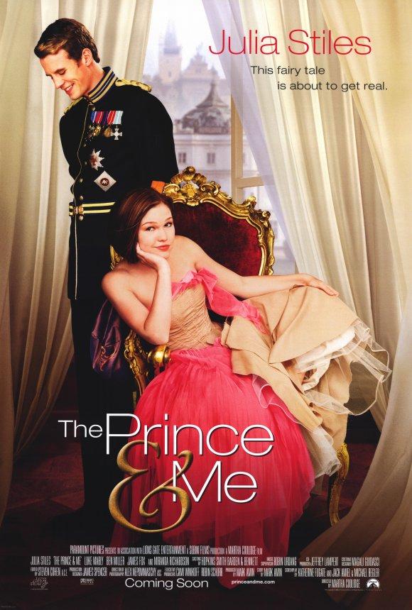 The Prince and Me kapak