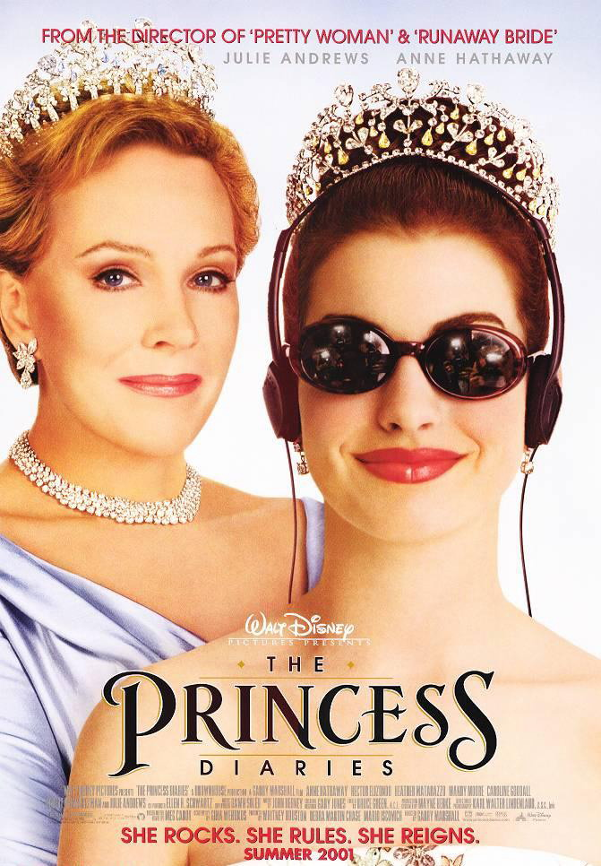The Princess Diaries kapak