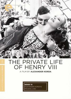 The Private Life of Henry VIII. kapak