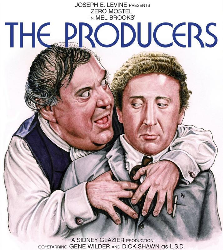 The Producers kapak